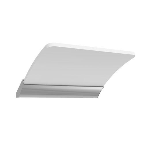 Allibert LED-verlichting Slap 3W glanzend chroom