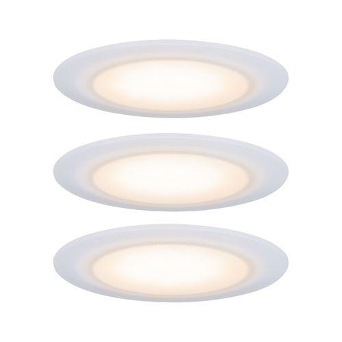 Paulmann inbouwspot LED Suon warm dim 3x6,5W