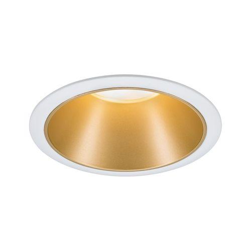 Paulmann inbouwspot LED Cole Coin 3-stapdim wit goud 6,5W