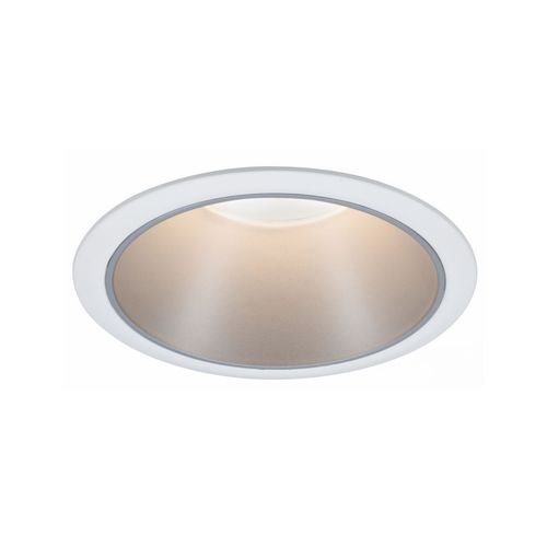 Paulmann inbouwspot LED Cole Coin 3-stapdim wit zilver 6,5W