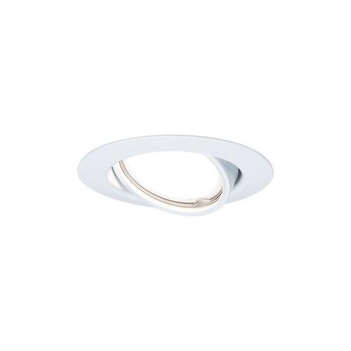 Paulmann inbouwspot LED Base kantelbaar wit 5W
