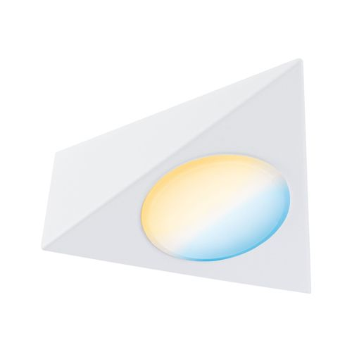 Paulmann spot kastverlichting Clever Connect Trigo tuneable white wit 2,1W