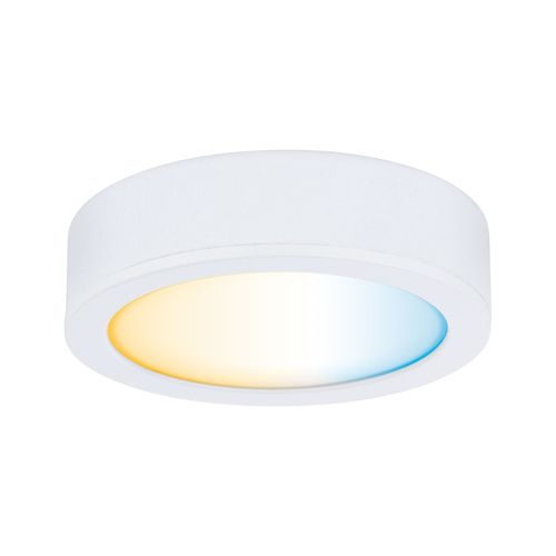 Paulmann spot kastverlichting Clever Connect Disc tuneable white wit 2,1W