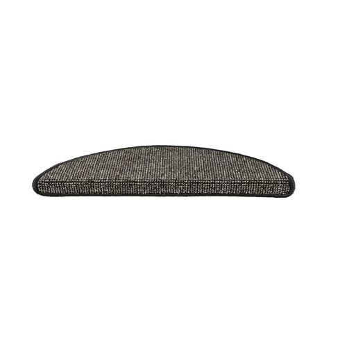 Trapmat Madrid bruin 17x56cm 16 stuks