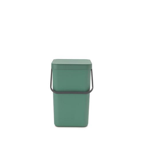 Poubelle Brabantia Sort & Go 25L fir green