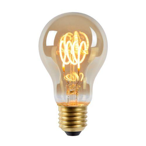 Ampoule LED Bulb Lucide fumée E27 5W