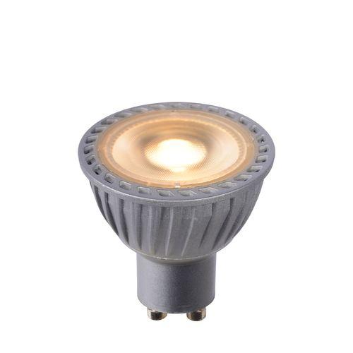 Ampoule LED Bulb Lucide grise GU10 5W