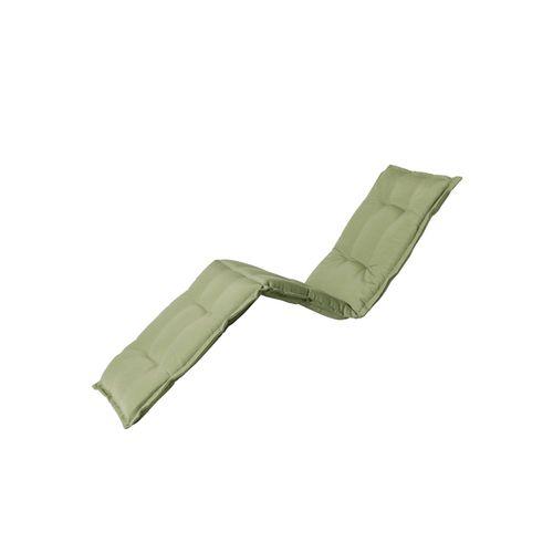 Madison Panama loungestoel kussen groen 195x60cm