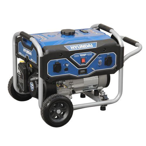 Generator 3.0 kW met 208 cc 4takt-benzinemotor