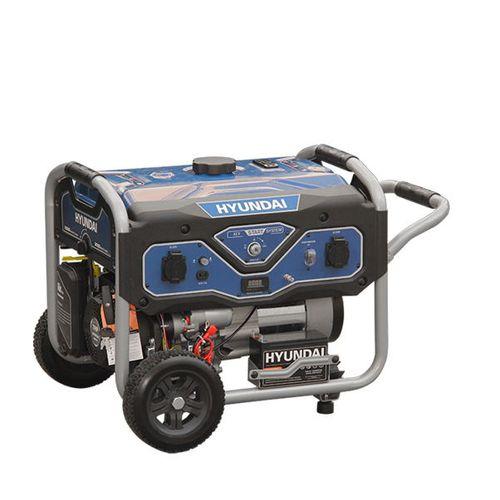 Generator 3.0 kW met 208 cc 4takt-benzinemotor met electrische start