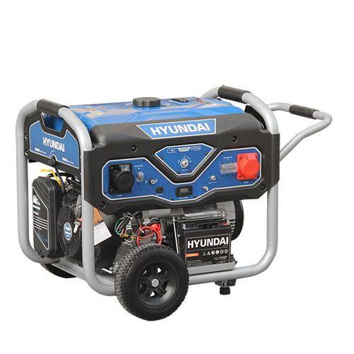 Generator 5.5 kW met 420cc 4takt-benzinemotor FULLPOWER