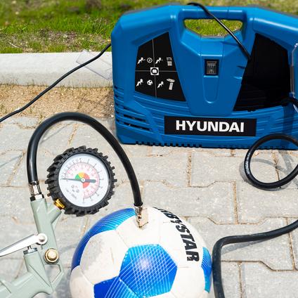 Compresseur compact 1000W 8BAR