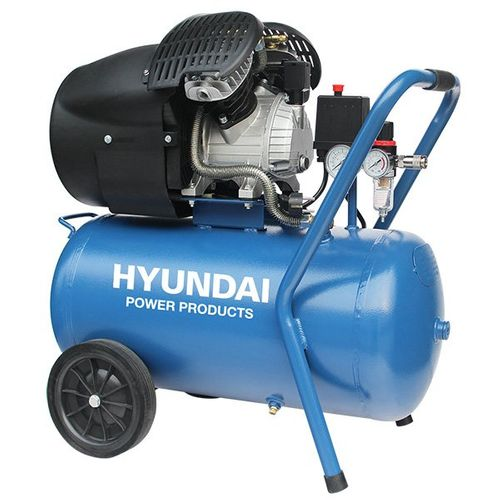 Hyundai compressor 50l 8bar 3pk