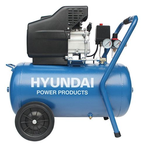 Hyundai compressor 50l 8bar 2pk