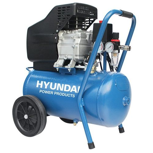 Hyundai compressor 24l 8bar 2pk