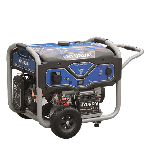 Générateur 5,5 kW avec moteur essence 420cc 4 temps