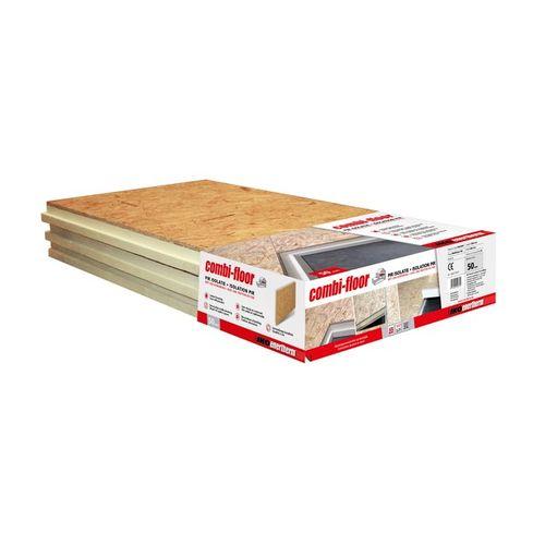 Iko isolatieplaat Combi-Floor 5cm+9mm OSB 3 stuks