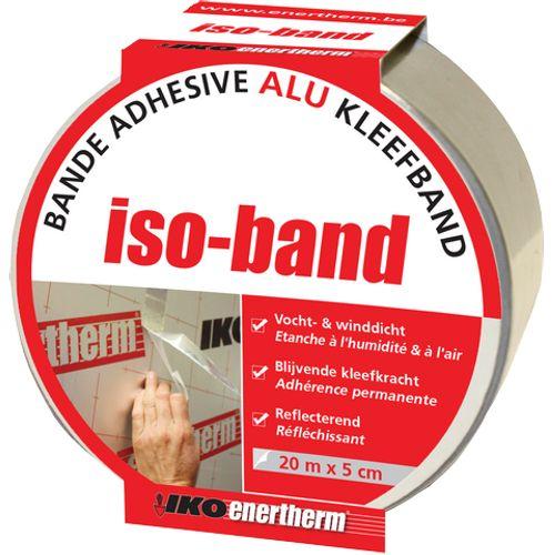 Bande adhésive Iko Iso-Band Alu 20m