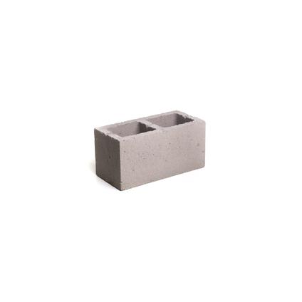 Bloc béton Coeck standard creux gris 39x19cmx19cm creux Benor 72pcs + palette 3004837