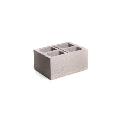 Bloc béton Coeck standard creux gris 39x29x19cm Benor 48pcs + palette 3004470