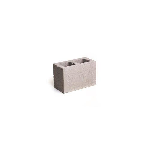 Bloc béton Coeck standard creux gris 29x14x19cm creux Benor 128pcs + palette 3004470