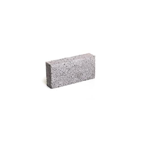 Bloc béton Coeck argex plein 39x09x19cm Benor 130pcs + palette 3004837
