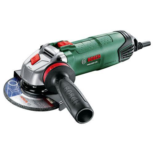 Bosch haakse slijper PWS 850-125 850W