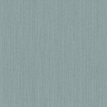 Vliesbehang uni blauw 68727