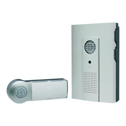 Elro DB286A draadloze deurbel + flitslicht