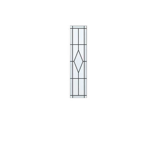 CanDo isolatieglas glas-in-lood Arrow voor ML 860 88x211cm