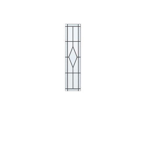 CanDo isolatieglas glas-in-lood Arrow voor ML 860 93x211cm