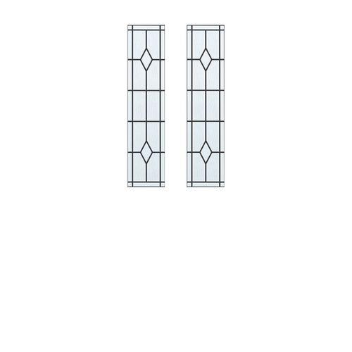 CanDo isolatieglas glas-in-lood Berlijn voor ML 865 93x211cm