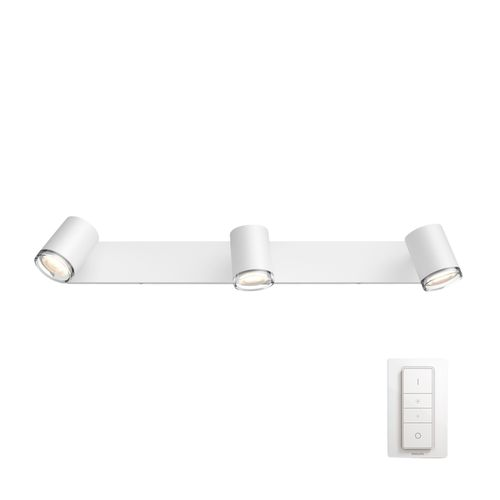 Spot Philips Hue Adore White Ambiance 3x5,5W