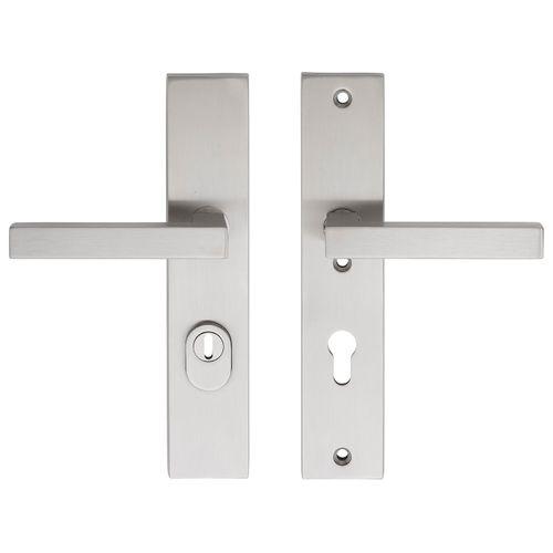 CanDo veiligheidspakket 353 dhz rvs 231 R2 sleutelbediend