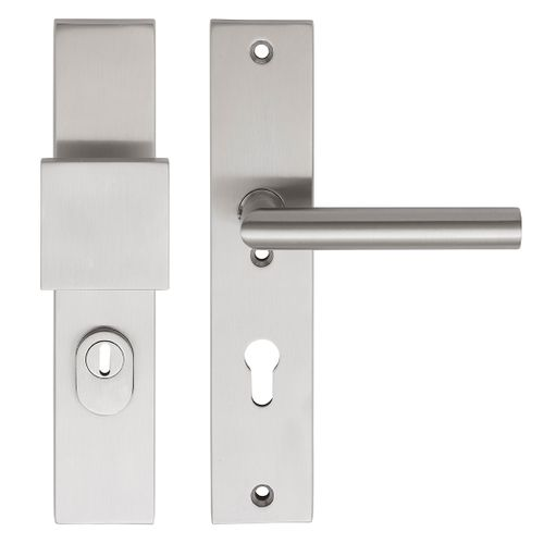 CanDo veiligheidspakket 354 dhz rvs 231 R4 sleutelbediend