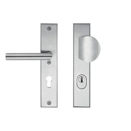 CanDo veiligheidspakket 350 dhz rvs 231 R4 sleutelbediend