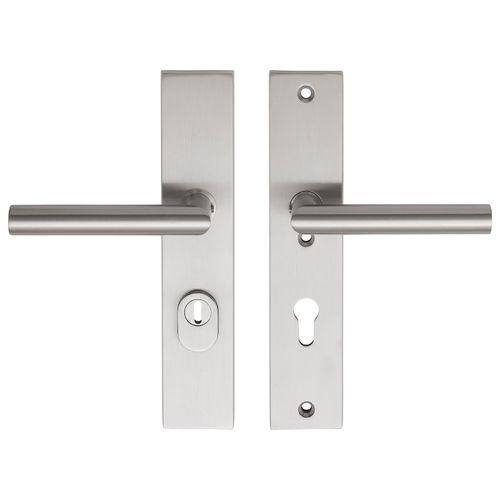 CanDo veiligheidspakket 352 dhz rvs 201/211 L1 sleutelbediend