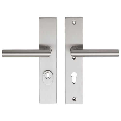 CanDo veiligheidspakket 352 dhz rvs 201/211 R2 sleutelbediend