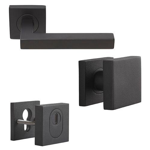 CanDo veiligheidspakket 395 dhz zwart 231 R4 sleutelbediend
