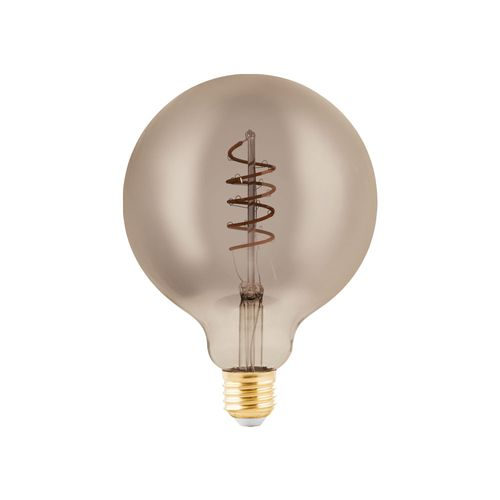 Ampoule LED bulbe EGLO E27 100LM G125 4W