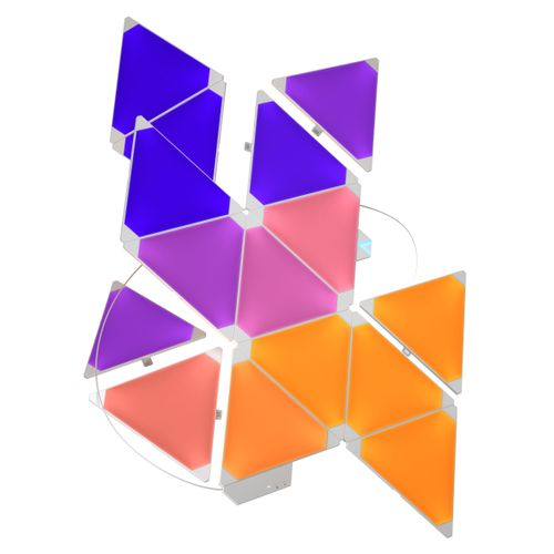 Nanoleaf Light Panels Smarter Kit - 15 panelen