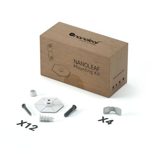 Kit de montage à vis pour panneaux lumineux Nanoleaf