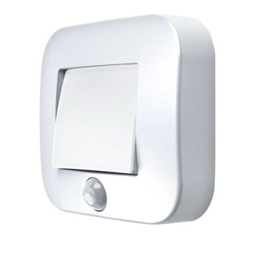 LED LEDVANCE NIGHTLUX® HALL nachtlamp met bewegingsmelder vierkant