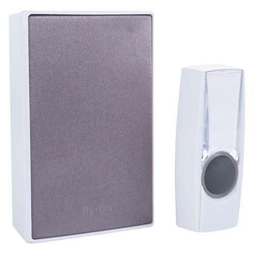 Byron draadloze deurbel BY601 wit