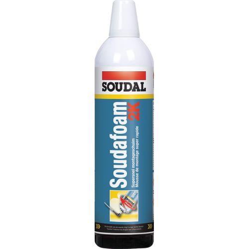 Mousse PU bicomposant Soudal