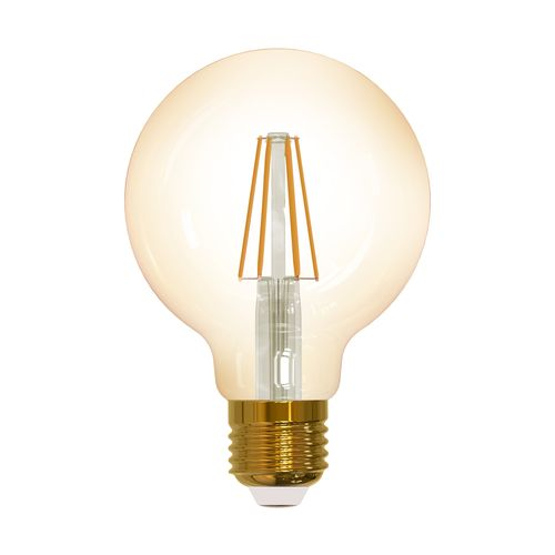 EGLO Connect LED-lamp bulb Amber E27 G80 6W