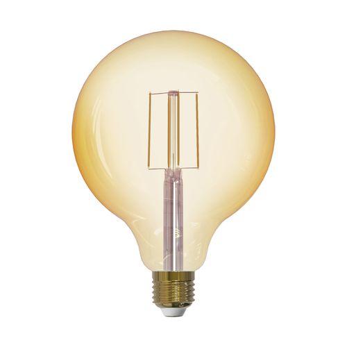 EGLO Connect LED-lamp bulb Amber E27 G125 6W