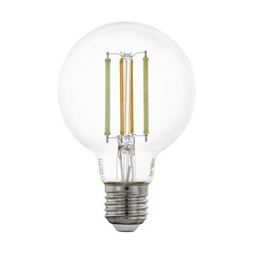 EGLO Connect LED-lamp bulb CCT E27 G80 6W