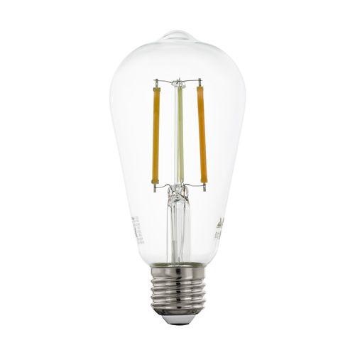 EGLO Connect LED-lamp bulb CCT E27 ST64 6W