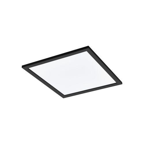 EGLO wandlamp LED Salobrena zwart 20W